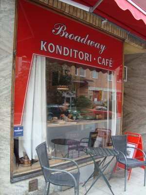 Cafe Broadway i Norrköping
